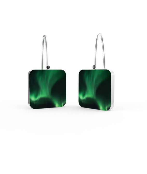 """Cielo del Nord"" Earrings"