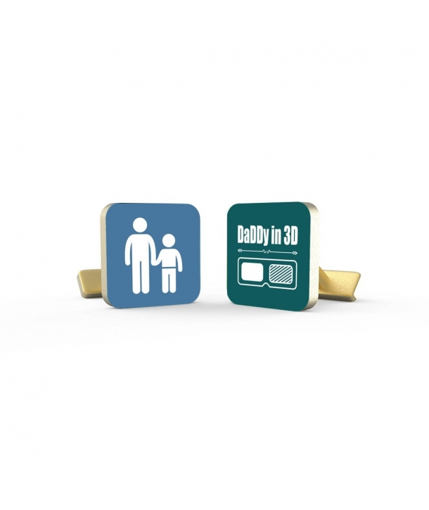 Personalized Cufflinks - father's day