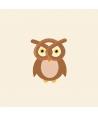 """Owl Pretzel"" BY PAOLA DEGREGORI"