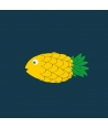 Pineapple fish