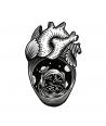 Heart 2 By Old Skull Tattoo