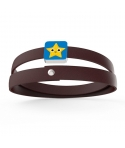 """Star"" Personalized Bracelet by Finnano Fenno"