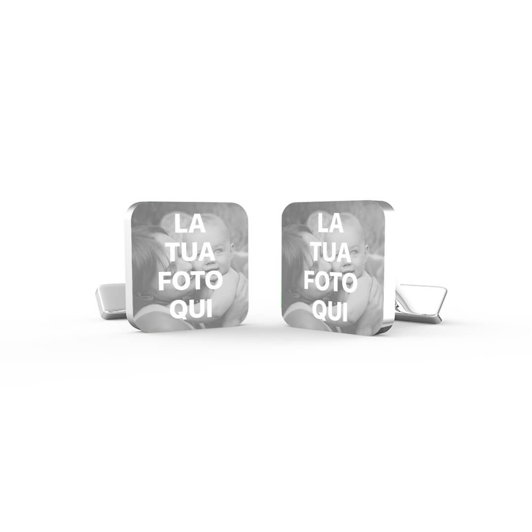 Cufflinks with Picture