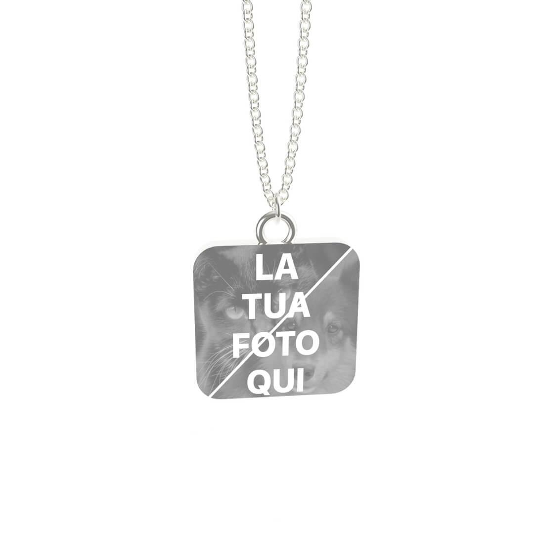 Collana con Foto