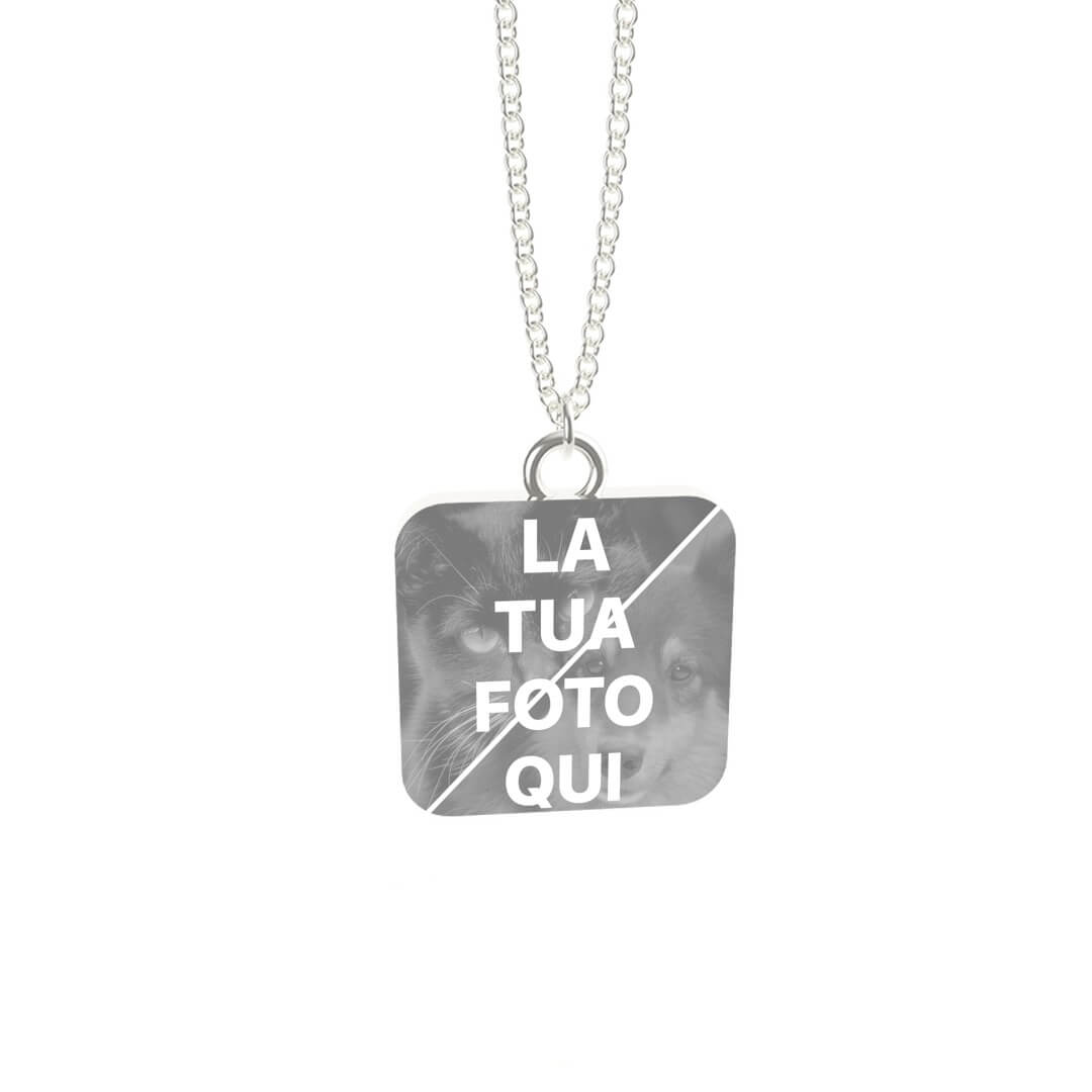 Necklace with Picture