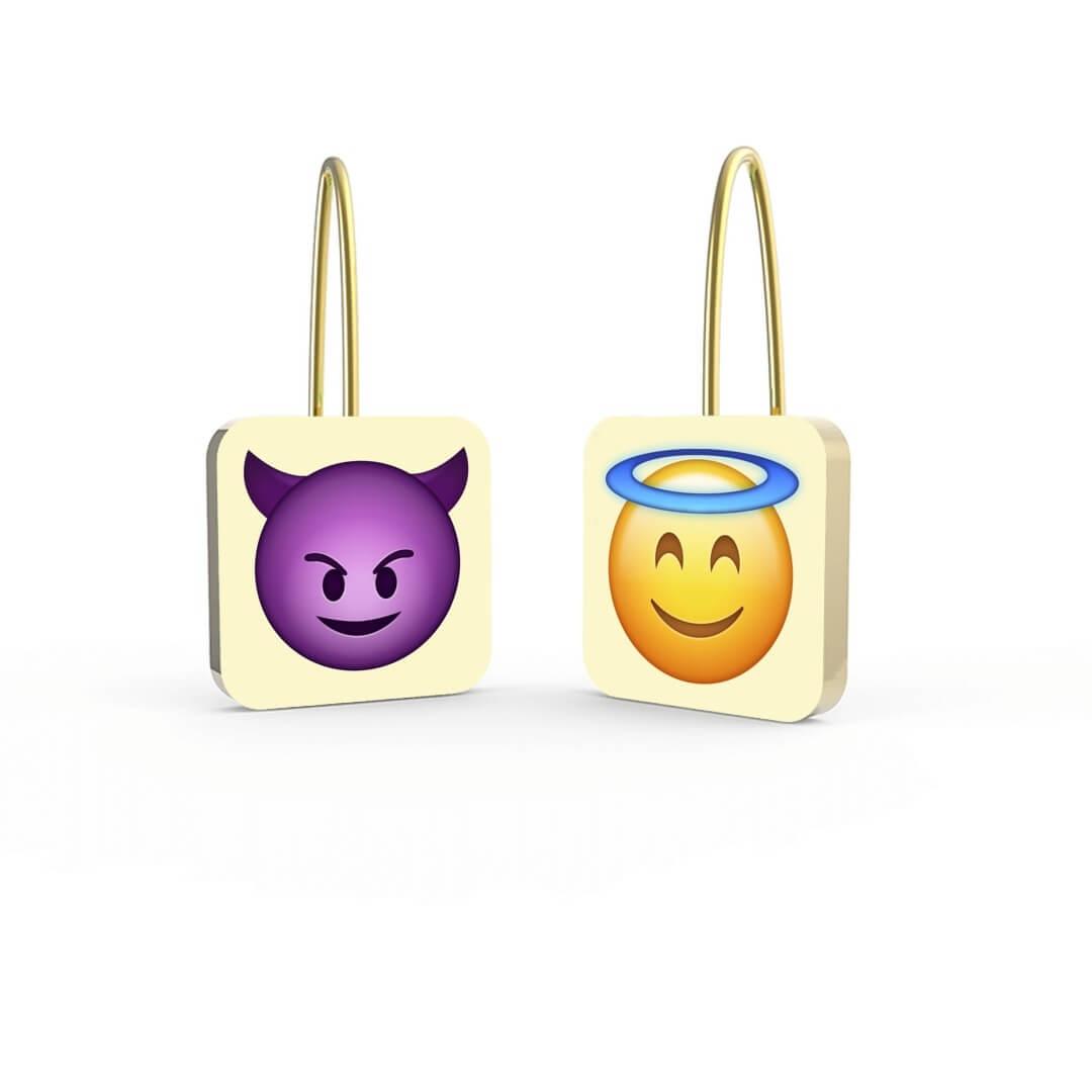 Double Soul Earrings