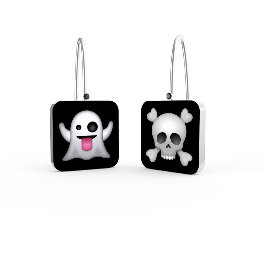 Spooky Girl Earrings