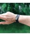 Freddie 5 Gray Bracelet