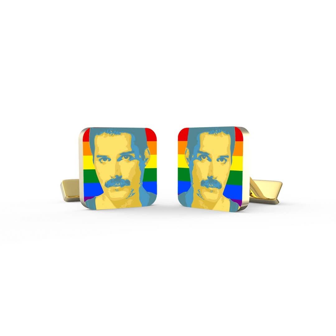 Freddie Universal Love Cufflinks