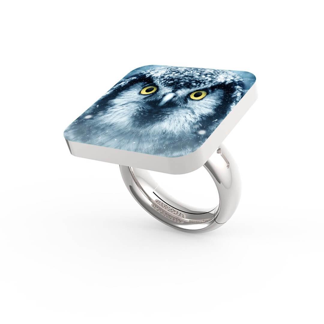 Anello Silver Owl
