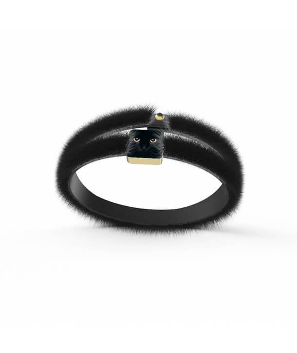 """""""Gli Occhi del Gatto"""" bracelet"""